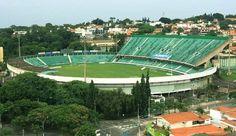 Estádio Brinco de Ouro da Princesa - Campinas (SP) - Capacidade: 29,1 mil - Clube: Guarani