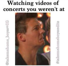 Yes all the time, I actually haven't been to one concert