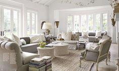Living Room ::  MYRA HOEFER ~ INTERIOR DESIGN IN CALIFORNIA