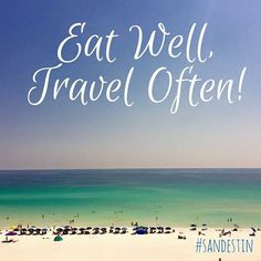 Words to Live By.  {Sandestin Golf and Beach Resort in South Walton, FL}