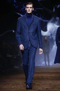 Corneliani Menswear Fall Winter 2015