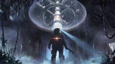 Space Station Exploration by M-Wojtala on DeviantArt