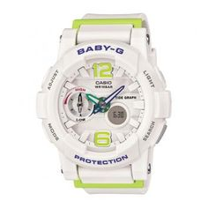 6ba4b485bc0 Relógio Feminino Baby-G Analógico Digital BGA-180-7B2DR - Casio