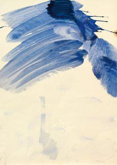 Der Maler Max Weiler 1910-2001   Kunst - Zeichnungen und Arbeiten auf Papier - Autonomie der Mittel, 1960-1968