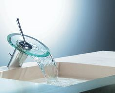 Yeah, I want this faucet.