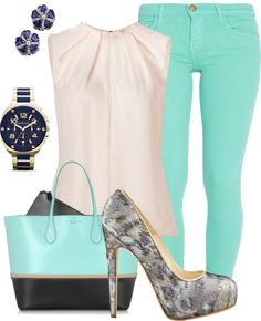 """Sea Me"" by jadesa ❤ liked on Polyvore"