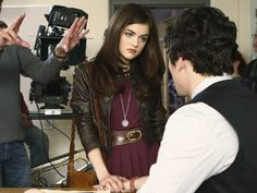 pretty little liars behind the scenes - Google Search