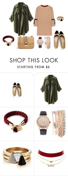 """""""LOOK DEL DIA"""" by aliciagorostiza on Polyvore featuring moda, Jessica Carlyle, Brixton y Charlotte Russe"""