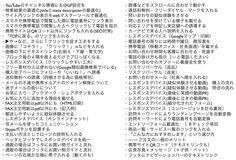 HP成約率(コンバージョン率)上げる100事例セミナー指示編 http://yokotashurin.com/etc/conversion-rate2.html