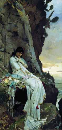 Le Prince Lointain: Pavel Svedomsky (1849-1904), L'Exil de Julia.