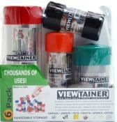 Viewtainer 6-Pack
