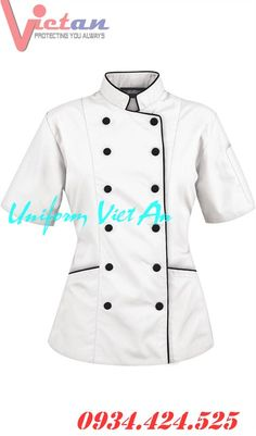 Short Sleeves Women's Ladies Chef's Coat Jackets (M (for Bust White) Coats For Women, Jackets For Women, Covet Fashion, Chef Jackets, Short Sleeves, Lady, Model, Outfits, Clothes