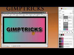GIMP Basics -Introduction + Beginner tutorial exercise (How to use GIMP)