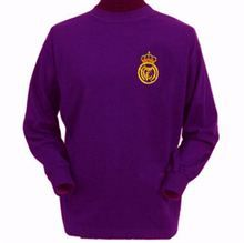 Picture of Real Madrid 1960s Away Retro Football Shirt