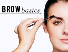 """. """"Be careful not to tweeze past the inner corner of your eye,"""" she says.""""That's your starting point."""" And don't tweeze the ends! They almost never grow back. You can use aloe or cortisone cream to calm your skin down if it's red post-tweezing."""