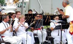 Have to takek mommy in-law to hear the Royal Hawaiian Band