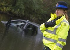 Dealing with a car in the Rochdale Canal at Newton Heath. Greater Manchester Police is showing people what officers and staff face in 24 hours by providing the most extensive behind the scenes access in its history. From 5am on Tuesday 14 October for 24 hours the Force will be tweeting all the calls it receives as well as providing an insight into some of the most challenging work. It takes place exactly four years after the very first GMP Twitter Day. #gmp24.