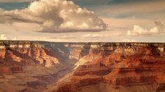 Mather Point Grand Canyon South Rim