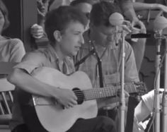 Bob Dylan: North Country Blues, Newport, Rhode Island 1963 (Video) | Johanna's Visions