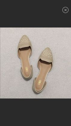 e455a0439a35 Cato Wicker Pointed Flats Size 9M  fashion  clothing  shoes  accessories   womensshoes