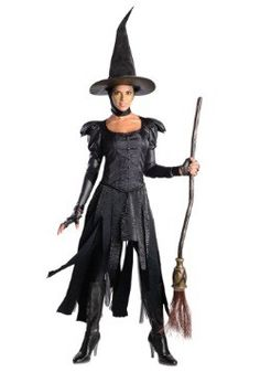 Deluxe Teen Wicked Witch of the West Costume