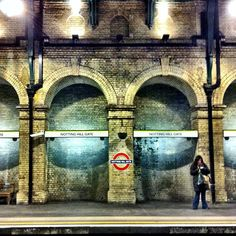Notting Hill Gate underground