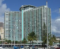 My favorite hotel in Honolulu, The Ilikai. Fond memories! Can still hear the conch @ sunset!