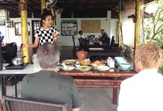 Learn how to cook delicious Thai dishes