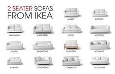 Replacement Ikea Sofa Covers For Discontinued Couch Models