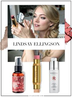 7 Top Model's Share Their Summer Beauty Essentials - Lindsay Ellingson,  Creative Director & Co-Founder of Wander Beauty