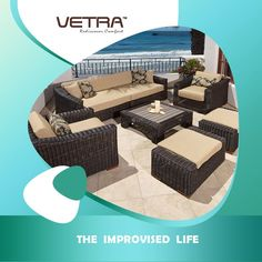 Vetra furniture is one of the best places online for Outdoor teak furniture where you can find complete information to please the senses of eyes as well as touch. Shop Now! For more details click here- http://vetraoutdoorfurniture.blogspot.com/2017/04/match-your-individual-taste-with-wicker.html