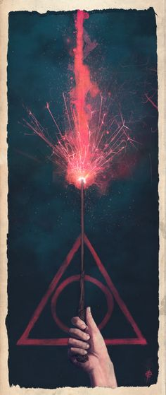 Expelliarmus Art Print by Hobbs