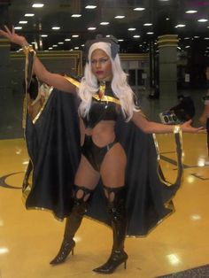 Character: Storm    Series: Marvel Comics