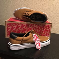 66010254775c Vans canvas Era 59 Shoes New women s 7 Boutique