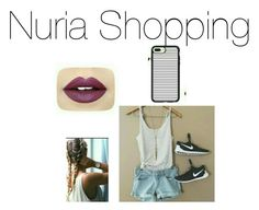 """Nuria shopping"" by danielabruna on Polyvore"