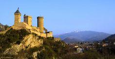 chateau-de-foix, Cathar Castles France