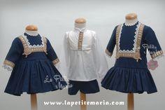 Marita Rial. Colección Azul Marino.