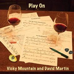 ‎Play On by Vicky Mountain & David Martin on Apple Music Cd Artwork, Band Photos, Original Music, Try It Free, Apple Music, Alcoholic Drinks, David, Songs, Play