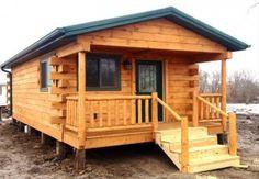 Rustic-Cabin-Mobile-Homes