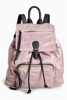 Ready to hit the gym? NOT without our pink rucksack you're not ;)