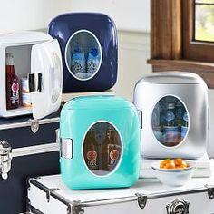 Mini Fridges, Personalized Water Bottles & Mini Refrigerators   PBteen #theperfectgift
