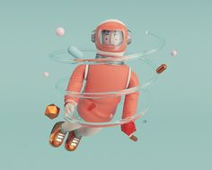ASTRONAUTA by AARON MARTINEZ