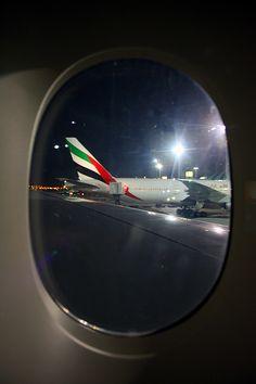 June, 21st - flying back to Dubai