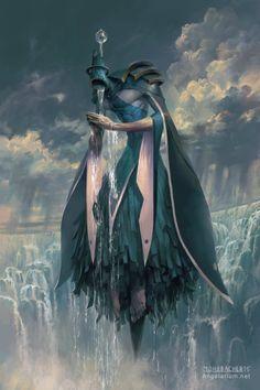 Matariel, Angel of Rain - Imgur