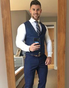 Mens Fashion Suits, Mens Suits, Fashion Outfits, Men's Fashion, Suit Up, Suit And Tie, Sharp Dressed Man, Well Dressed Men, Costume Sexy