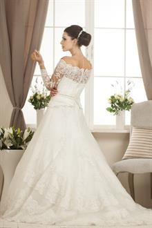Wedding Dress - APRIL TYŁ - Relevance Bridal