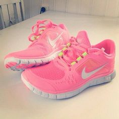 Shoes complete an outfit   #RealDoseNutrition #pink #shoes