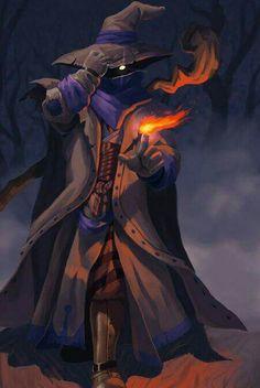 Black Mage from Final Fantasy Tactics. Fantasy Character Design, Character Creation, Character Design Inspiration, Character Concept, Character Art, Fantasy Kunst, Dark Fantasy Art, Fantasy Rpg, Fantasy Artwork