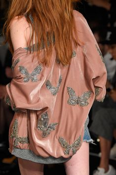 Saint Laurent Spring 2016 RTW - Straddles the line between Subtle Blended (summer) and Warm/Rich (Autumn)