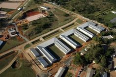 Rio's Olympic Equestrian park - horse stables